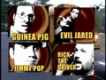 BHG on Viva La Bam:  Scavenger Hunt - bloodhound-gang screencap