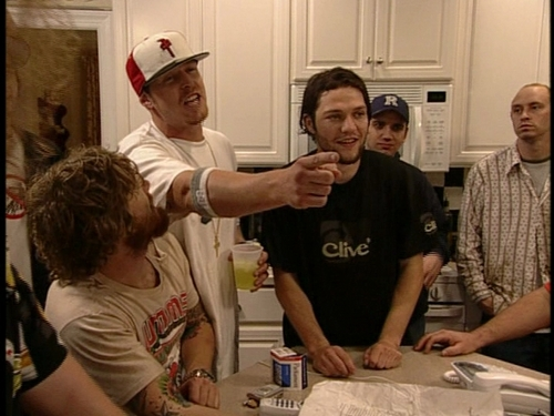 Bloodhound Gang Images Bhg On Viva La Bam Scavenger Hunt Wallpaper And Background Photos 13109913