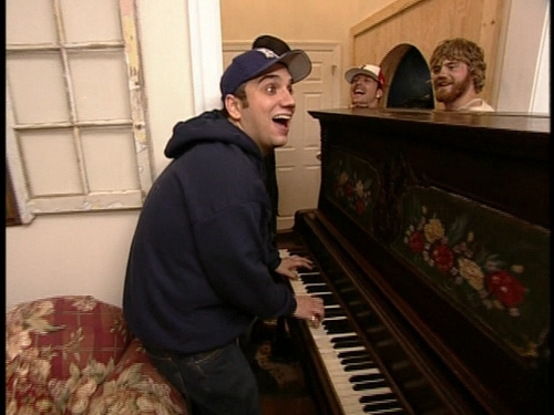 Bloodhound Gang Images Bhg On Viva La Bam Scavenger Hunt Wallpaper And Background Photos 13109950