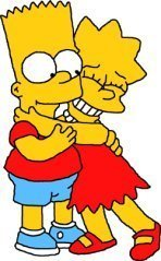 Bart and Lisa