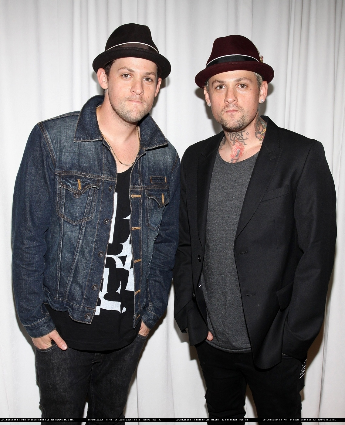 benji and joel benji and joel madden photo 13191395