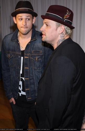 Benji and Joel