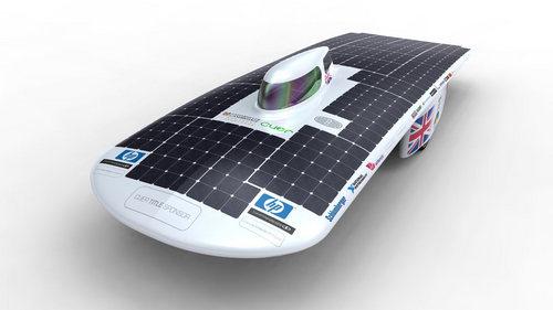 Bethany solar car