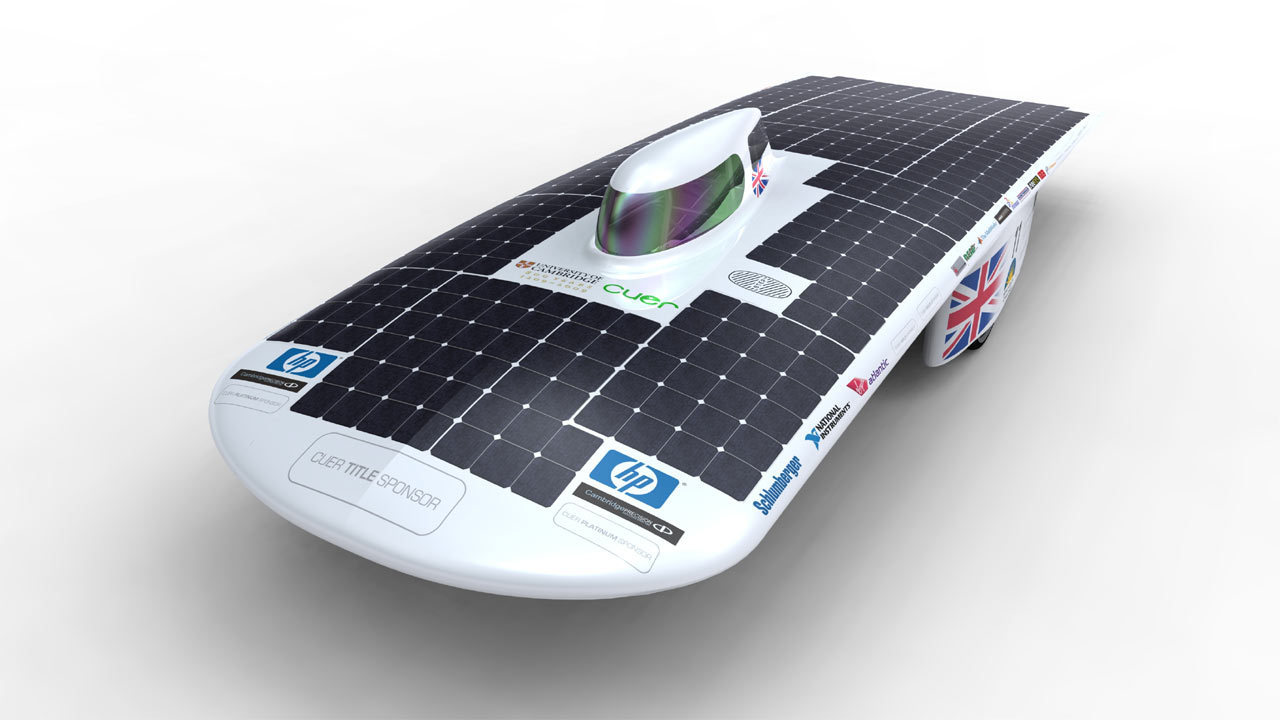 Electric Cars Images Bethany Solar Car Hd Wallpaper And Background