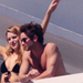 Blace in miami <3 - blake-lively-and-chace-crawford icon