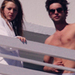 Blace in miami &lt;3 - blake-lively-and-chace-crawford icon