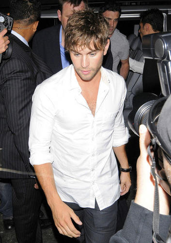Chace London, June 17, 2010