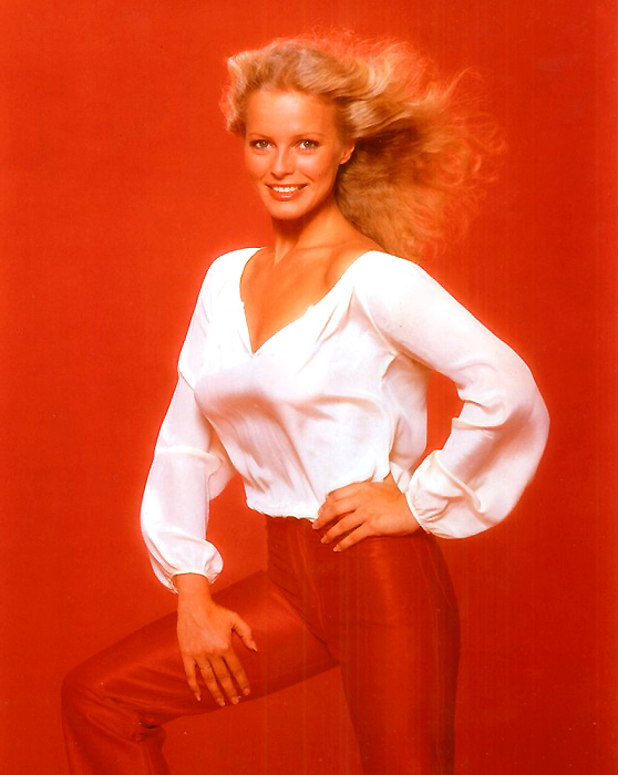 Original Charlies Angels Cheryl Ladd Angels 1976 Cheryl Ladd