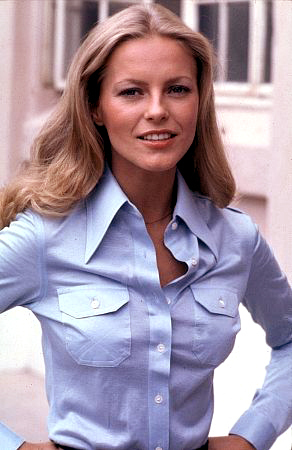 Charlie's Angels 1976 wallpaper called Cheryl Ladd