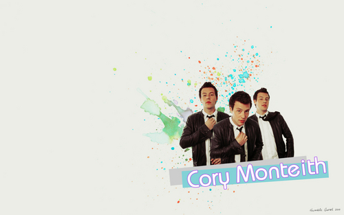 Cory Monteith wallpaper called Cory Monteith