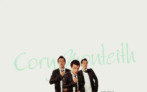 Cory Monteith wallpaper entitled Cory Monteith