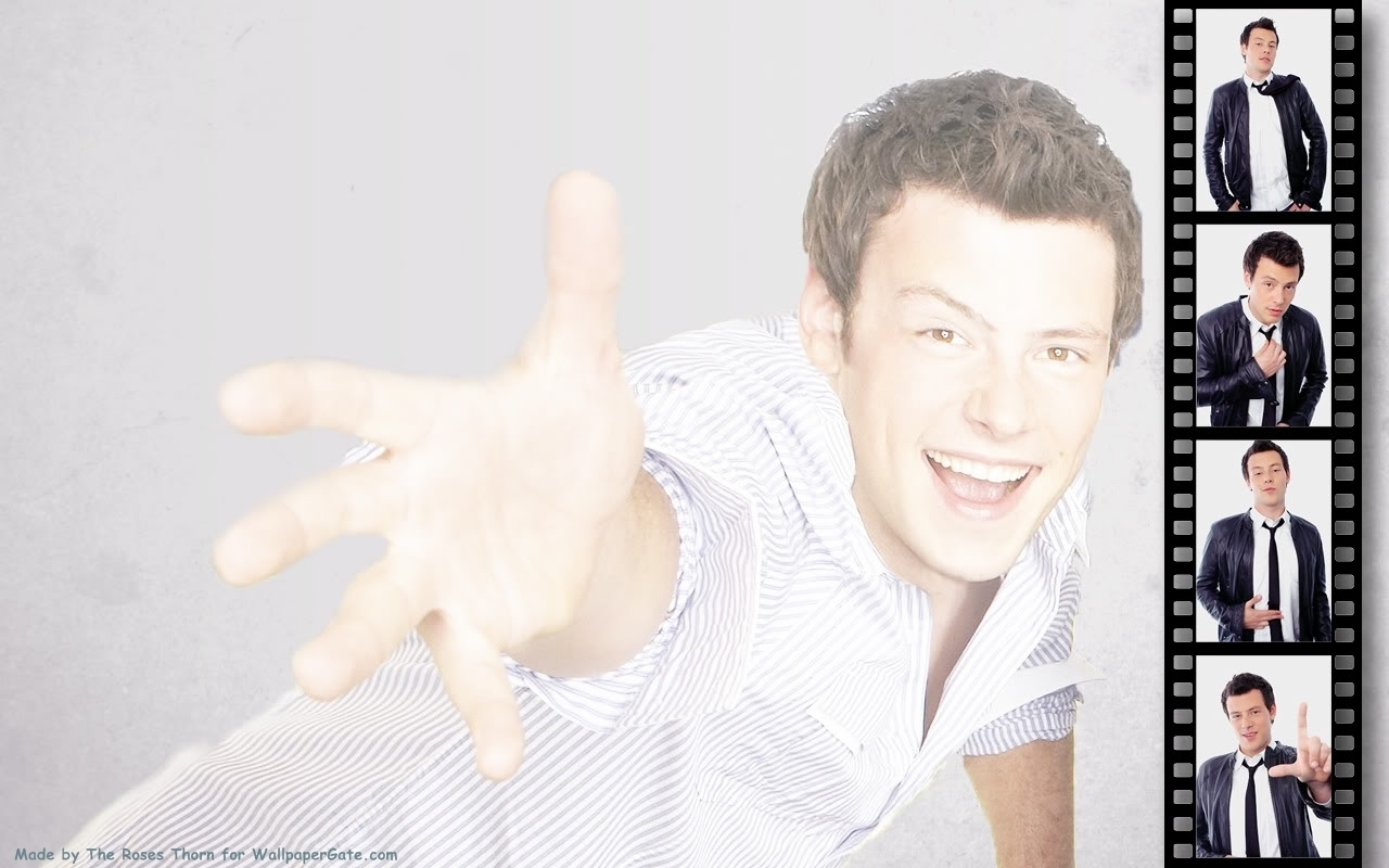 Cory Monteith - Picture Colection