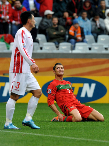 Cristiano Ronaldo (Portugal - North Korea)