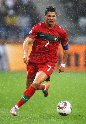 Cristiano Ronaldo (Portugal - North Korea)
