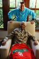 Cristiano Ronaldo  and  Nelson Mandela - cristiano-ronaldo photo