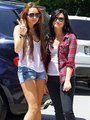 Demi Lovato And Miley Cyrus - selena-gomez-and-demi-lovato photo