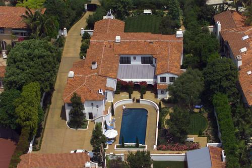 Diane Keaton - Celebrity Homes