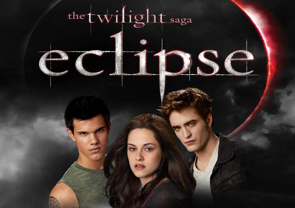 Eclipse wolpeyper