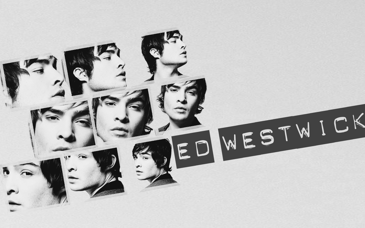 Ed Westwick Обои
