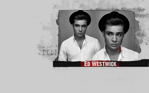 ed westwick wallpaper called Ed Westwick wallpaper