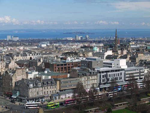 Scotland wallpaper entitled Edinburgh