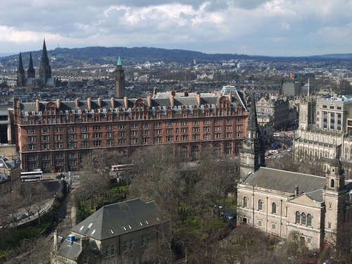 Scotland wallpaper called Edinburgh