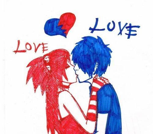 tình yêu EMO