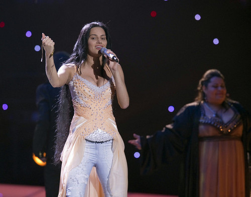 Eva Rivas!
