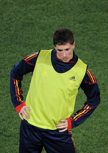 Fernando Torres - June 20 - Spain Training