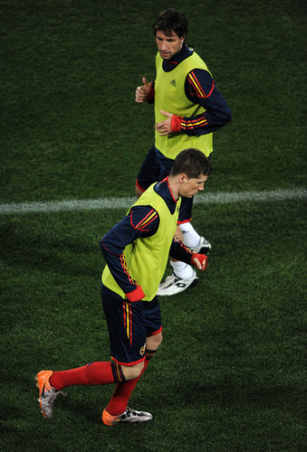 Fernando Torres - June 20 - Spain Training