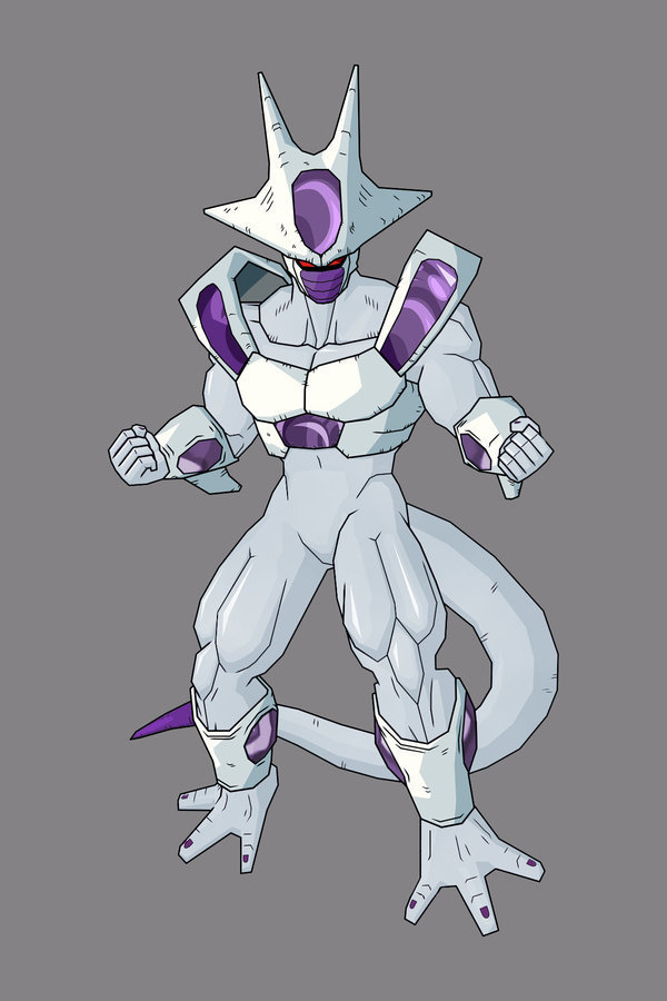 Cold Family Frieza and Cooler images Frieza 5th form HD ...