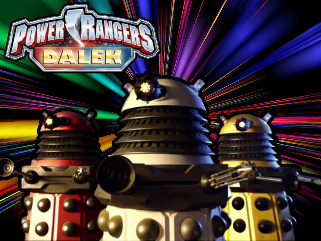 Go Go Power Daleks!