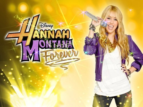 Hannah montana 4ever!!!!!!!! - hannah-montana Wallpaper