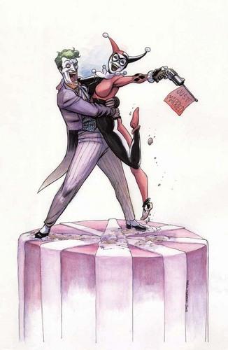 Harley Quinn & Joker