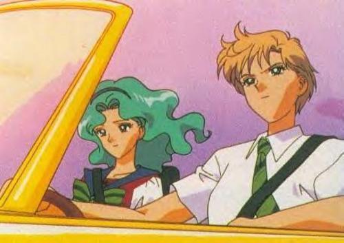 Thủy thủ mặt trăng hình nền called Haruka und Michiru