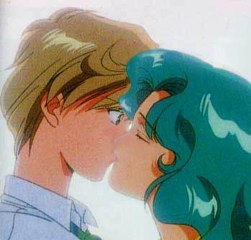 Sailor Uranus and Sailor Neptune fondo de pantalla entitled Haruka und Michiru