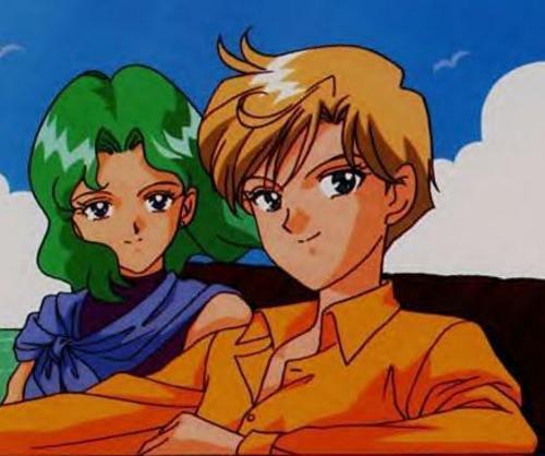 Haruka und Michiru