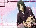 Hijitaka Toshizou ...Hakuouki 01