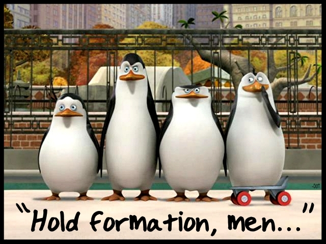 Hold Formations Men