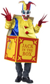 Jack-in-the-box costume - halloween photo