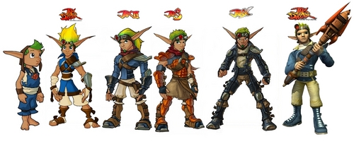 Jak And Daxter The Precursor Legacy Hd Wallpaper: Jak And Daxter Images Jak HD Wallpaper And Background