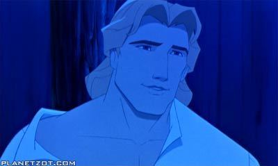 Disney Prince Hintergrund called John Smith