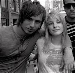 IsabellaMCullen پیپر وال called Josh Farro & Hayley Williams