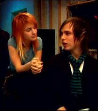 IsabellaMCullen দেওয়ালপত্র titled Josh Farro & Hayley Williams