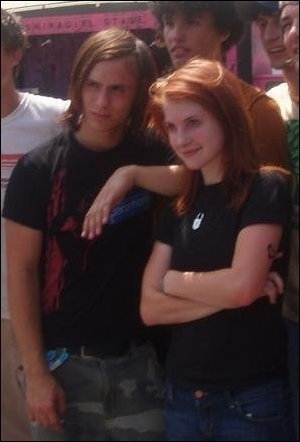 IsabellaMCullen দেওয়ালপত্র called Josh Farro & Hayley Williams