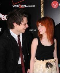 IsabellaMCullen দেওয়ালপত্র entitled Josh Farro & Hayley Williams