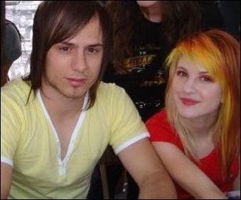 IsabellaMCullen پیپر وال entitled Josh Farro & Hayley Williams