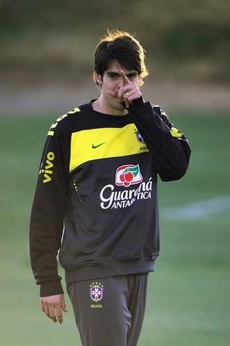 Kaká - Brazil Training