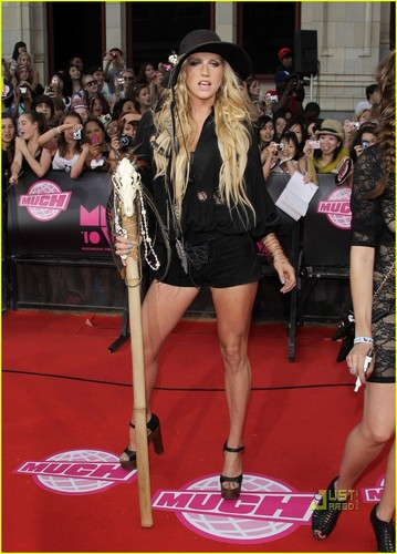 केशा @ the 21st Annual MuchMusic Video Awards