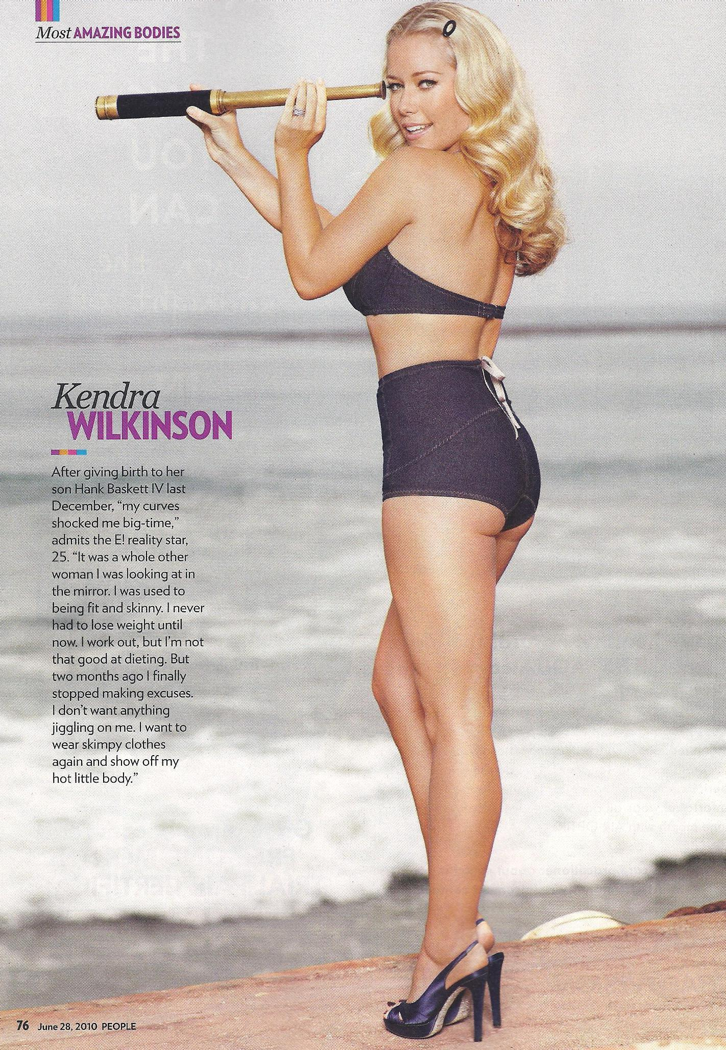 kendra wilkinson scans